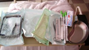 自然気胸手術セット