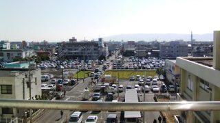 デイルームからの眺め|大垣市民病院