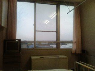 窓からの眺め|岐阜県海津市医師会病院