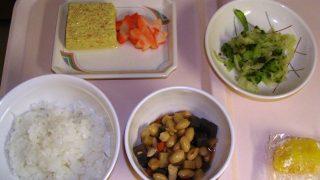 ある日の夕食|大垣市民病院