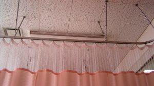 ベッドの上の風景|岐阜県K市医師会病院