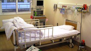 個室(入口からの風景)|大垣市民病院