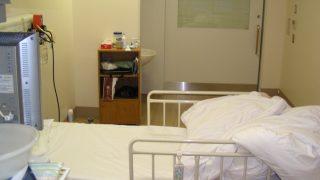 個室(奥側から入口を見たところ)|大垣市民病院