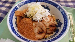 カツオ油そば|椿家(FOODS FUU)